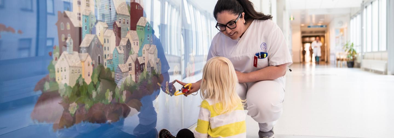 Barn- och ungdomsmottagningen | Ålands hälso- och sjukvård